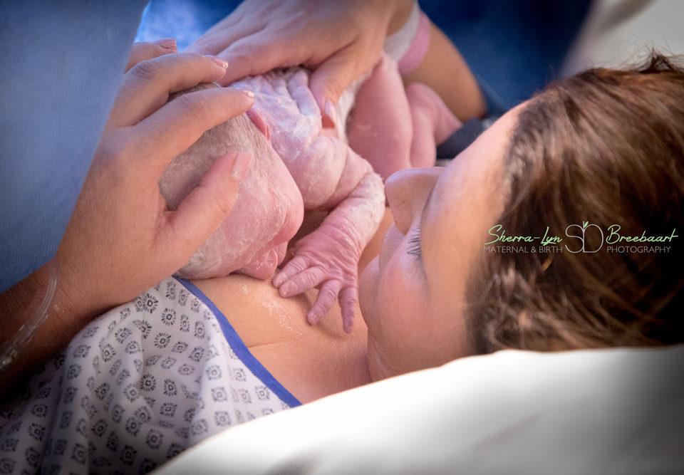 Lacey's Birth